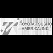 Toyota Tsusho America logo
