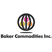 Baker Commodities logo