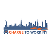 Charge to Work NYC logo