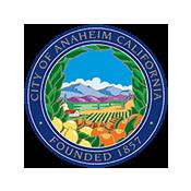 City of Anaheim logo
