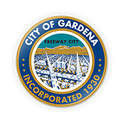 City of Gardena logo
