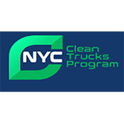 NYC Clean Truck Program logo