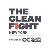 The Clean Fight logo