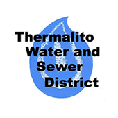 Thermalito Water and Sewer District logo