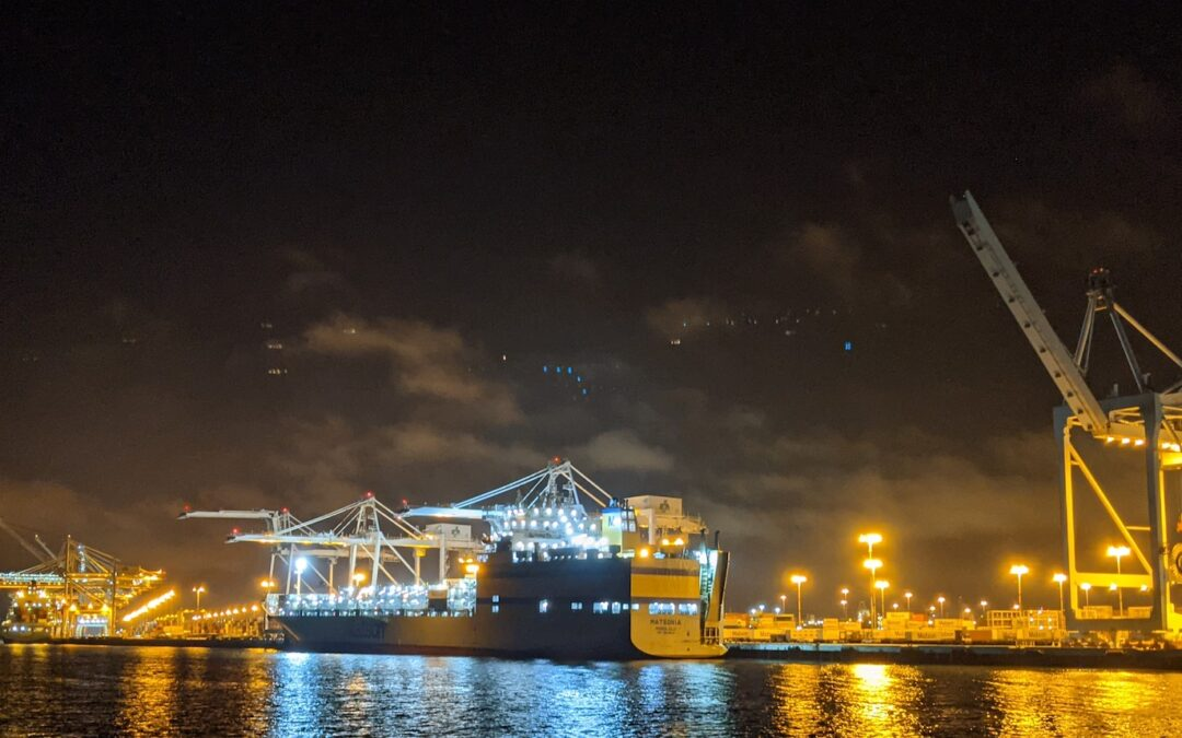 Port of Long Beach: Sustainable Terminals Accelerating Regional Transformation (START) Phase 1